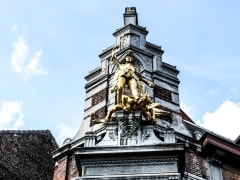 Brussels Mysteries and Legends tour