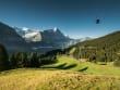 Switzerland, Grindelwald, Firstbahn Eiger