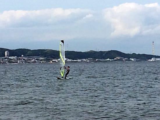 ウインドサーフィン (2)