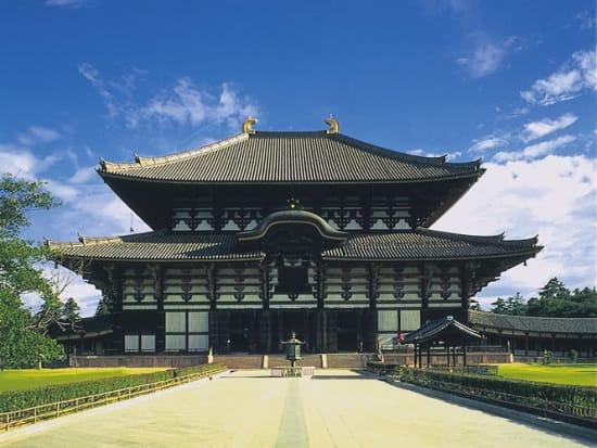 東大寺(大仏殿正面)