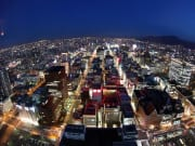 Sapporo City from JR Tower Observatory