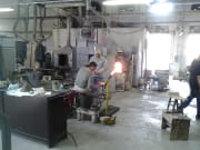 Colleoni Glass Factory Tour Murano Venice Italy
