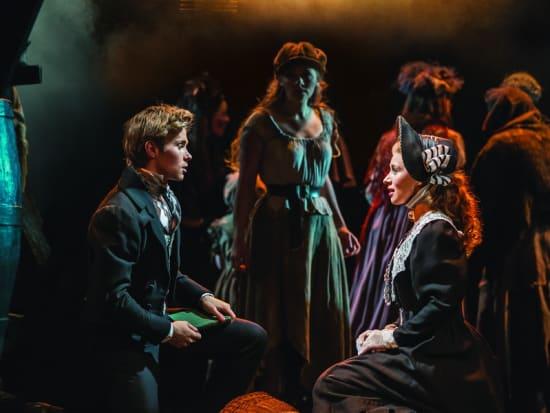 Marius and Cosette