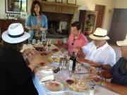 Lunch at Tuscany Montalcino winery