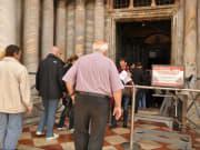 St. Mark's Basilica Entry
