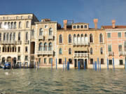 Palaces on Grand Canal