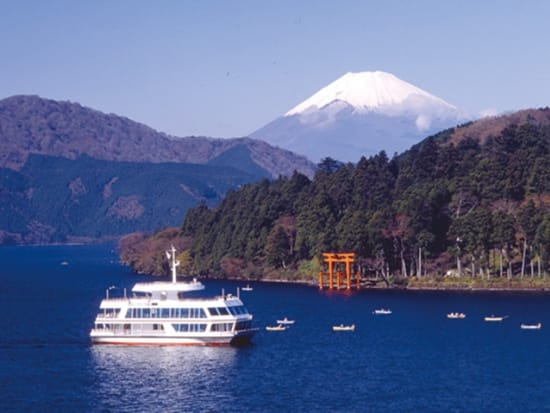 One Day Mt Fuji Amp Hakone Tour Departing From Tokyo Disband At Odawara Station Shizuoka Tours