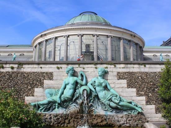 Le Botanique - -®www.visitbrussels.be - Jean-Pol Lejeune