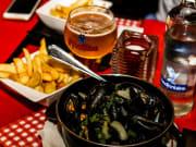 Brussels_Global Enterprises_Beer and Mussels