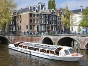 netherlands, amsterdam, canal tour