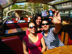 netherlands, amsterdam, canal boat tour