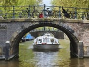 netherlands, amsterdam, canal tours