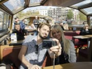 Amsterdam Sightseeing Canal Cruise