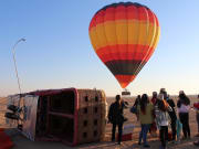 Hot Air Balloon Flight in Dubai