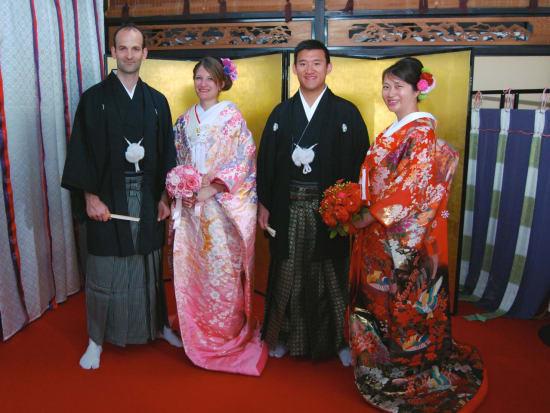 Japanese Wedding Kimono.Traditional Japanese Wedding Costume Dress Experience In Kyoto