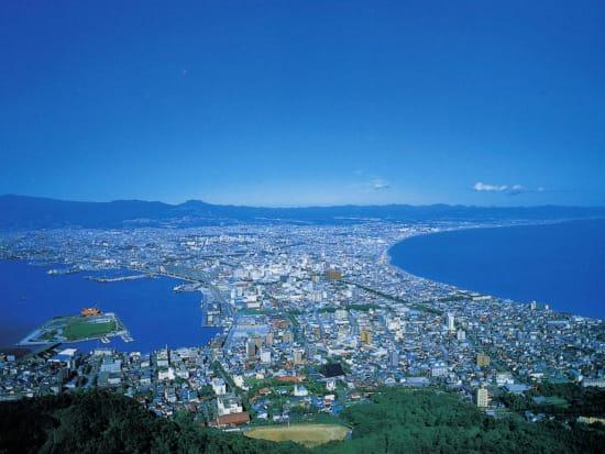 昼の函館山