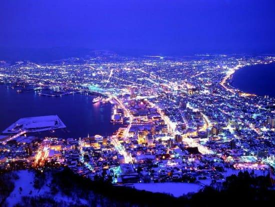 函館山 夜景a