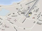 Hawaii_Kahului Airport_Map