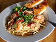 Deluxe Menu - Shrimp Linguini