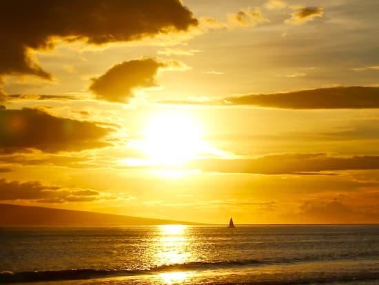 Sunset from Restaurant Photo1