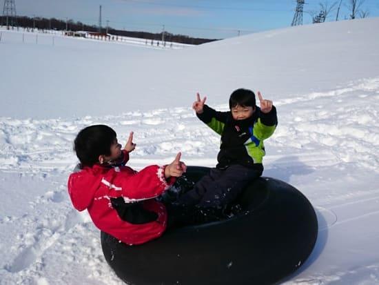 雪遊び18