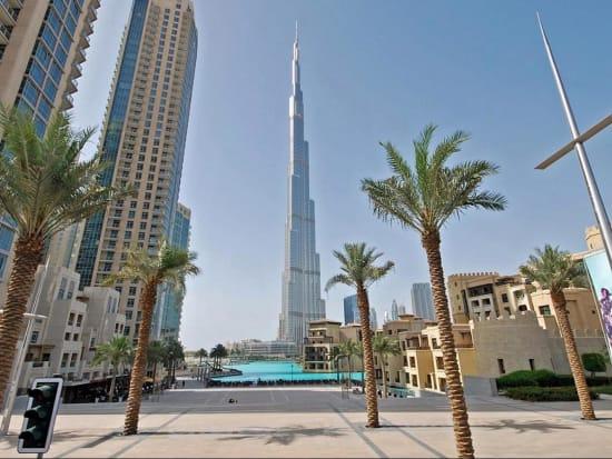 Dubai Full Day Tour with At The Top Burj Khalifa Access