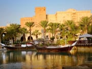 Abra, Dubai, Full Day Tour from Abu Dhabi