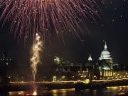 London New Years Eve Cruise and Dinner