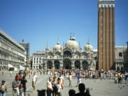 Italy Venice Saint Mark's Basilica