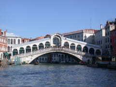 Italy Venice Grand Canal