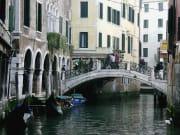 Italy Venice Rio dei Santi Apostoli