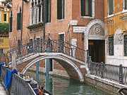 Italy Venice Ponte del Diavolo