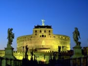 Castel Sant'Angelo Mausoleum of Hadrian Rome Italy