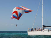 Mexico_Isla Mujeres_spinnaker sail ride