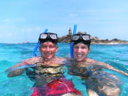 Mexico_Isla Mujeres_Snorkeling
