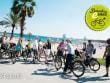 Spain, Barcelona, Bike tour