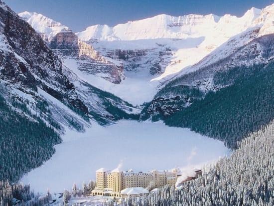 C_BanffLakeLouiseTourism Fairmont Hotels & Resorts