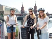 Germany, Berlin, River Spree, Segway Tour