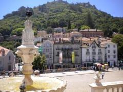 Historical landscape of Sintra