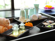 products used in premium spa treatment in jimbaran