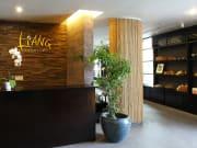 Liang Spa reception area Jimbaran Indonesia