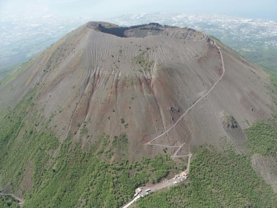 guided tour of mount vesuvius from naples naples tours activities