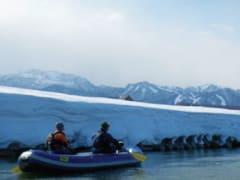 winter-raft
