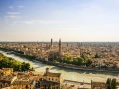 Verona, Italy, skyline