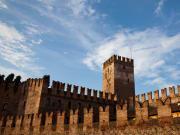 Verona, Castelvecchio Bridge, Scaliger Bridge