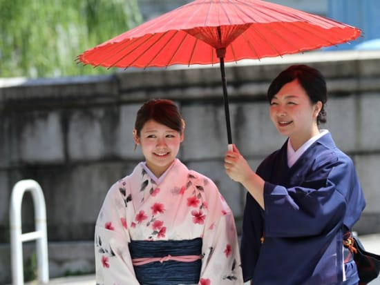 3d382c1c86f59 Kimono Rental and Dressing Experience in Asakusa with English ...