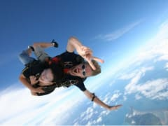 skydiving with experience instructor wollongong