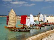 サバニ船2
