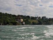rhine falls, switzerland, Zürich, largest