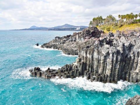 済州島発着観光ツアー